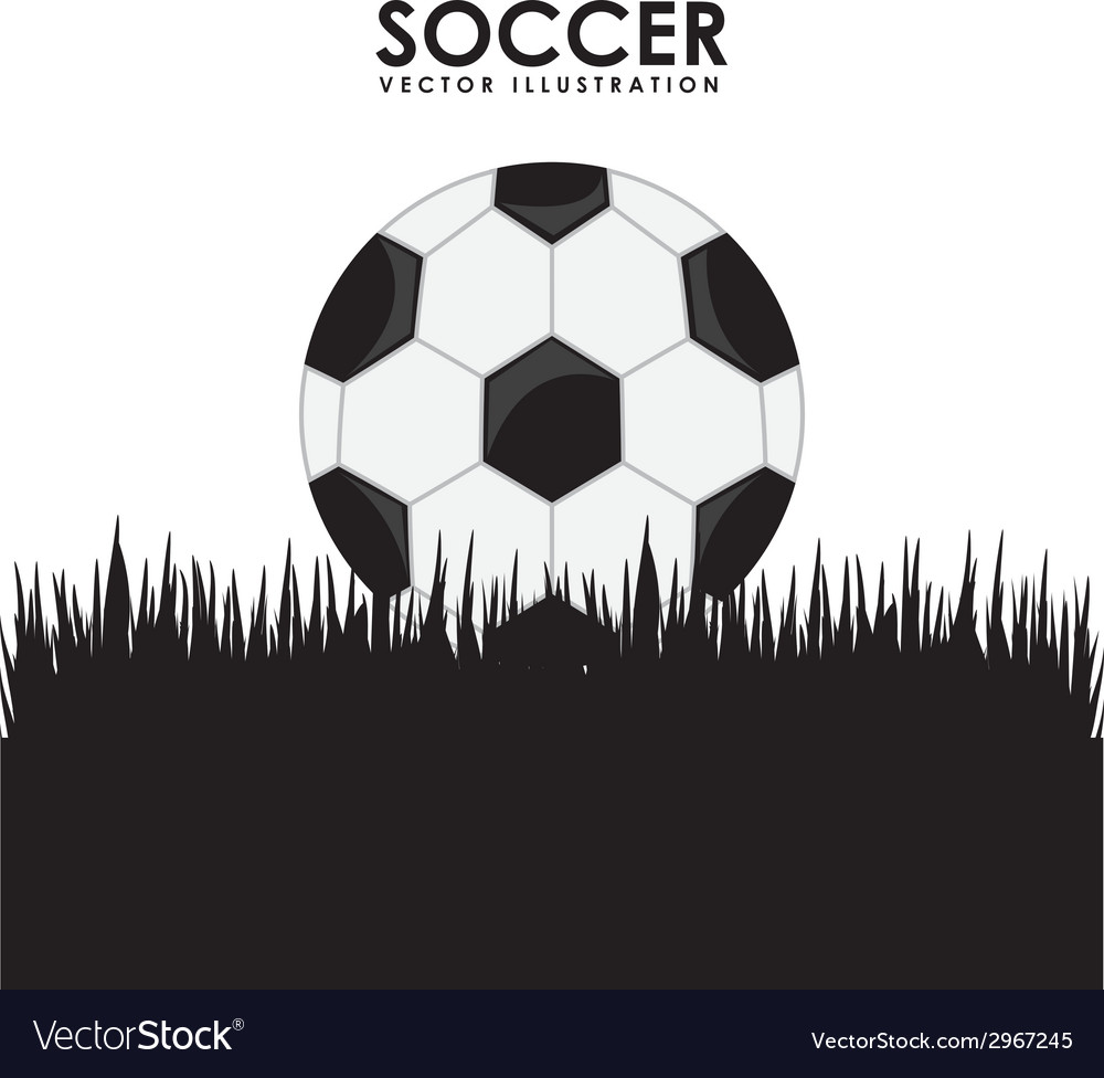 Soccer design vector | Price: 1 Credit (USD $1)