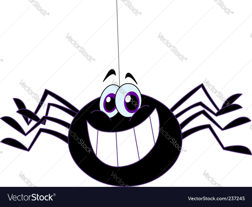 Spider vector | Price: 1 Credit (USD $1)