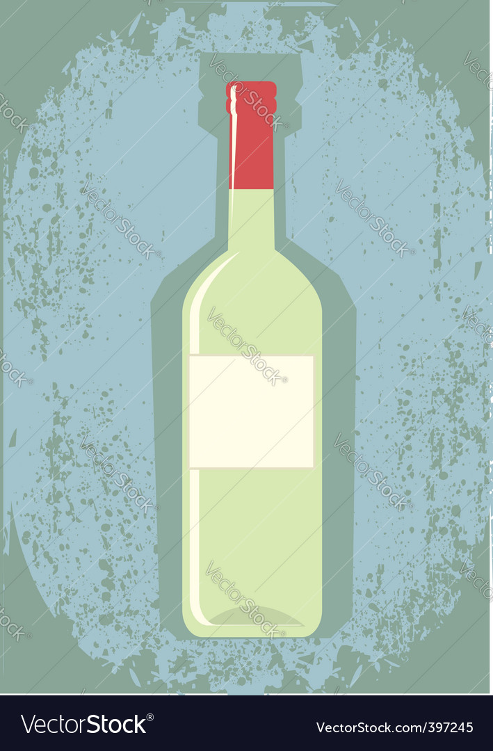Wine grunge vector | Price: 1 Credit (USD $1)