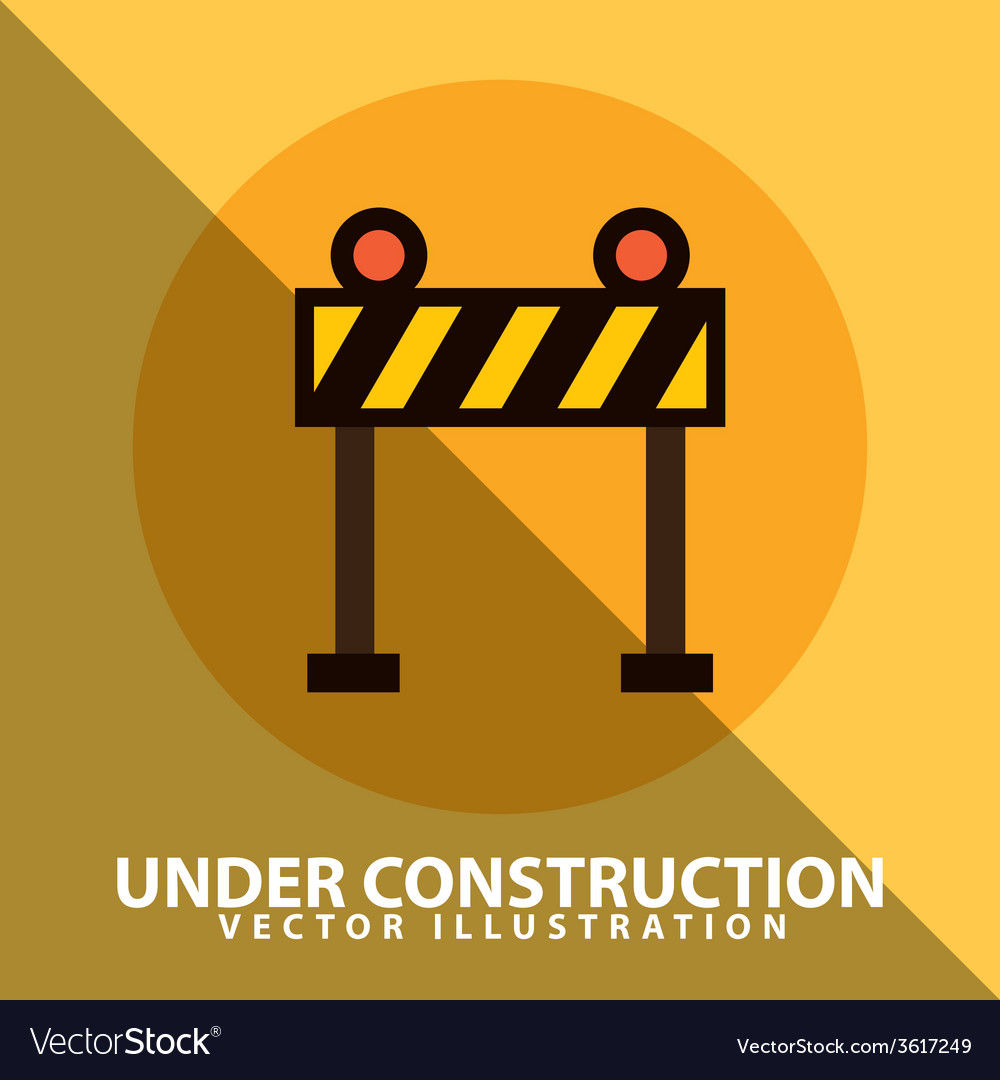 Under construction vector   Price: 1 Credit (USD $1)