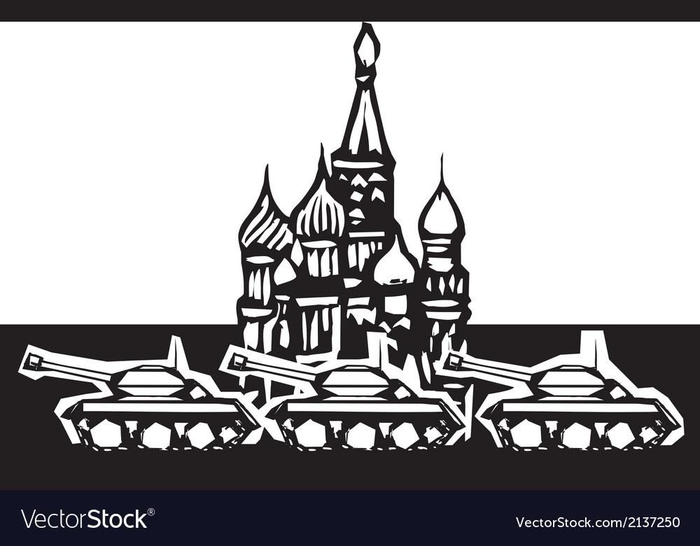 May day parade vector | Price: 1 Credit (USD $1)