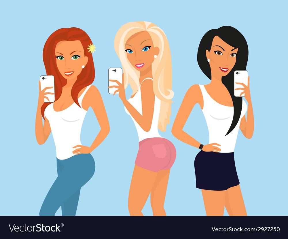 Selfie vector   Price: 1 Credit (USD $1)