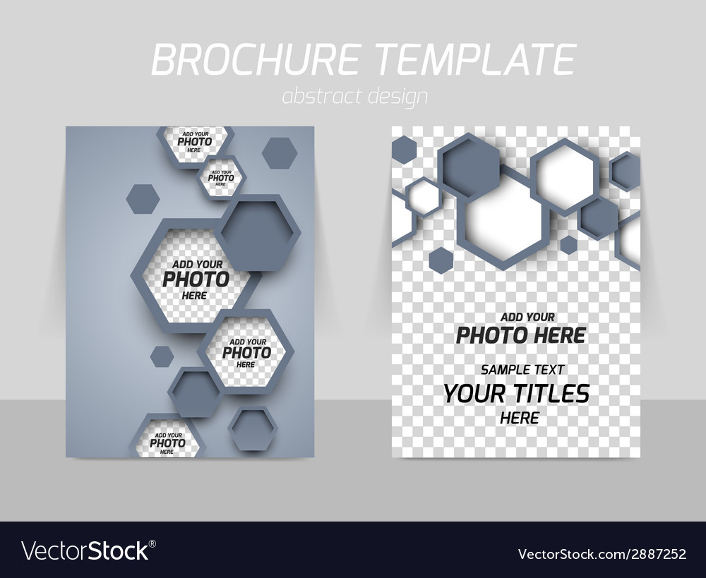 Flyer back and front template design vector   Price: 1 Credit (USD $1)