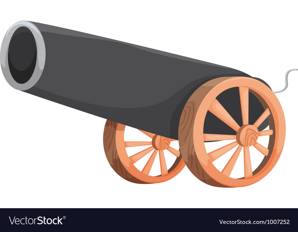 Old cannon vector   Price: 1 Credit (USD $1)
