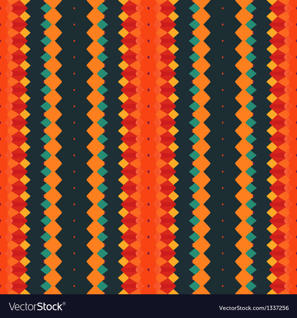 Colorful striped pattern vector | Price: 1 Credit (USD $1)