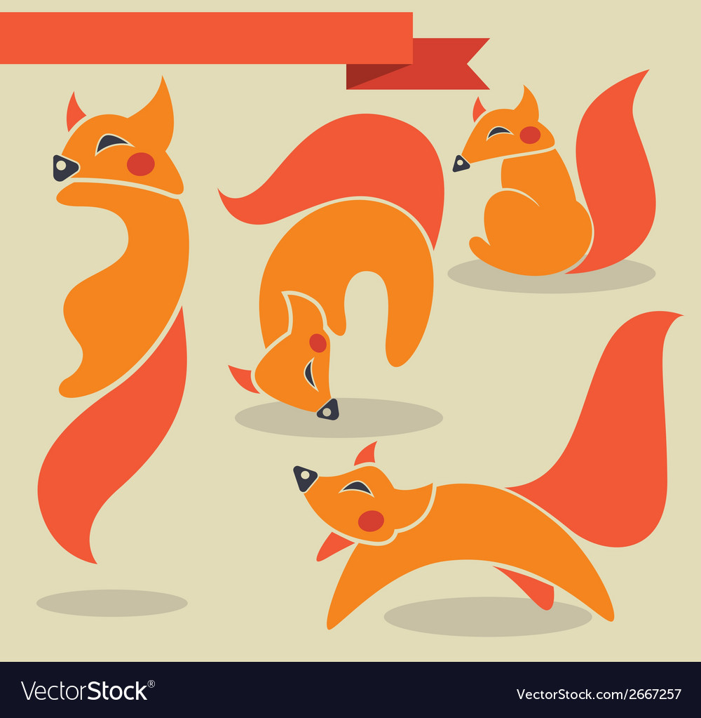 Fox vector | Price: 1 Credit (USD $1)