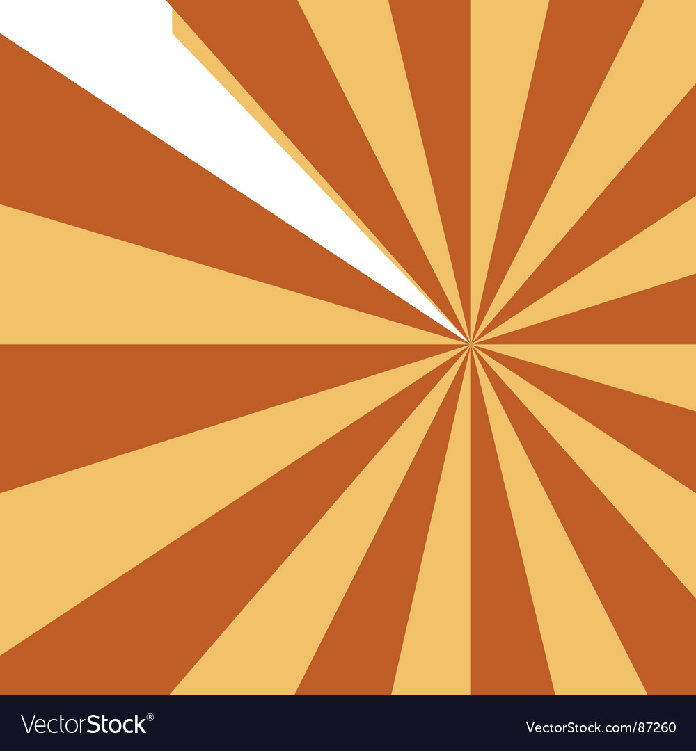 Abstract starburst design vector | Price: 1 Credit (USD $1)