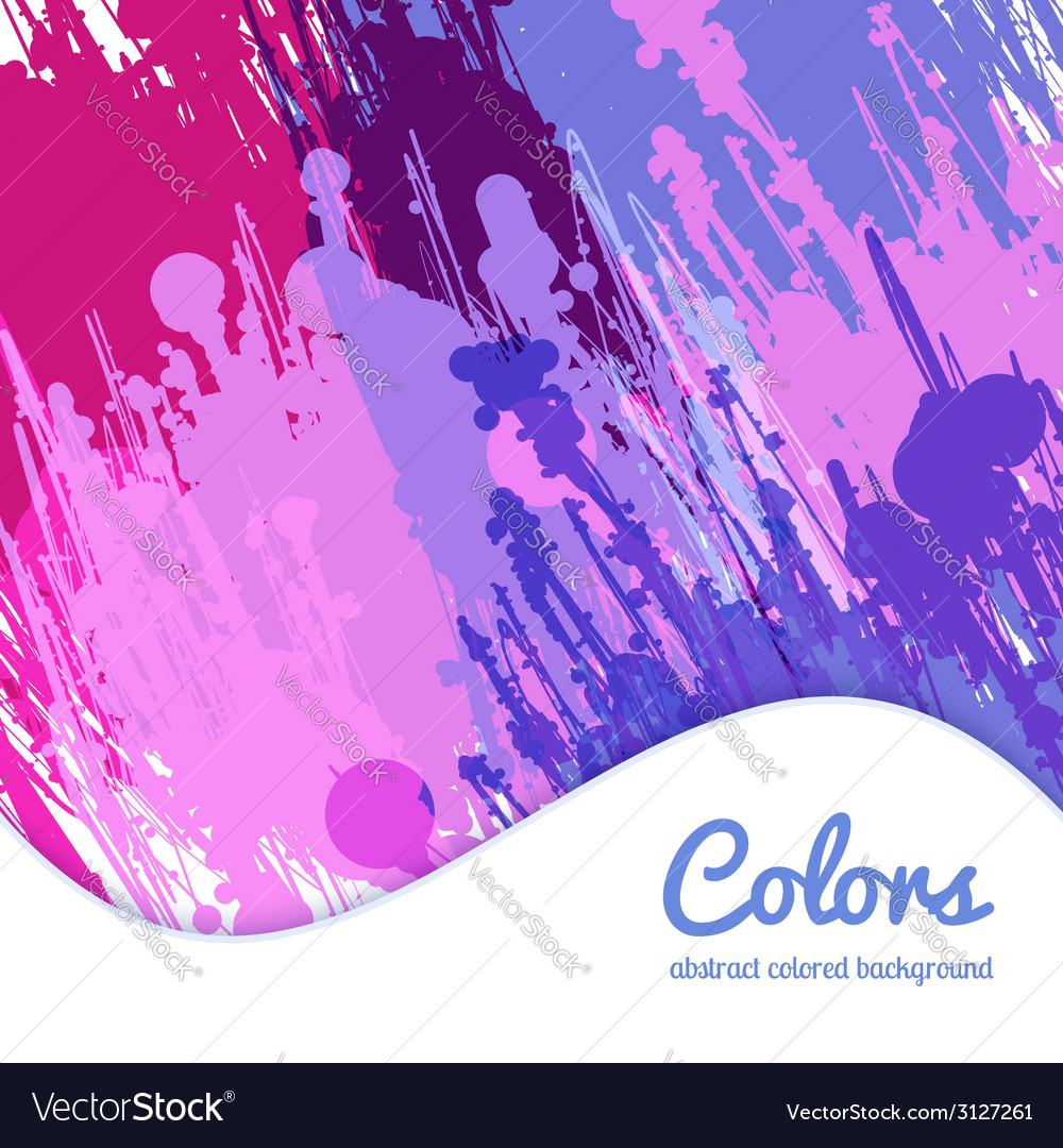 Abstract colored background vector   Price: 1 Credit (USD $1)