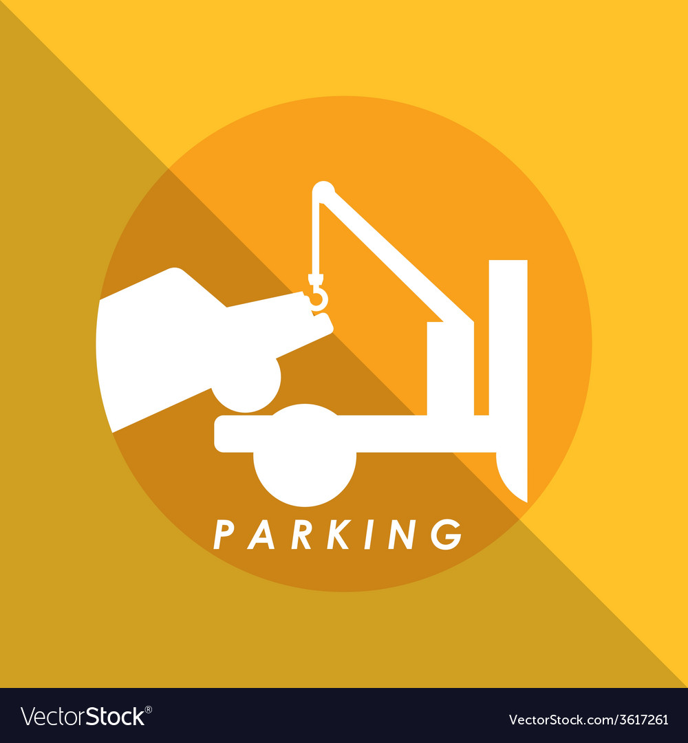 Dont parking vector | Price: 1 Credit (USD $1)