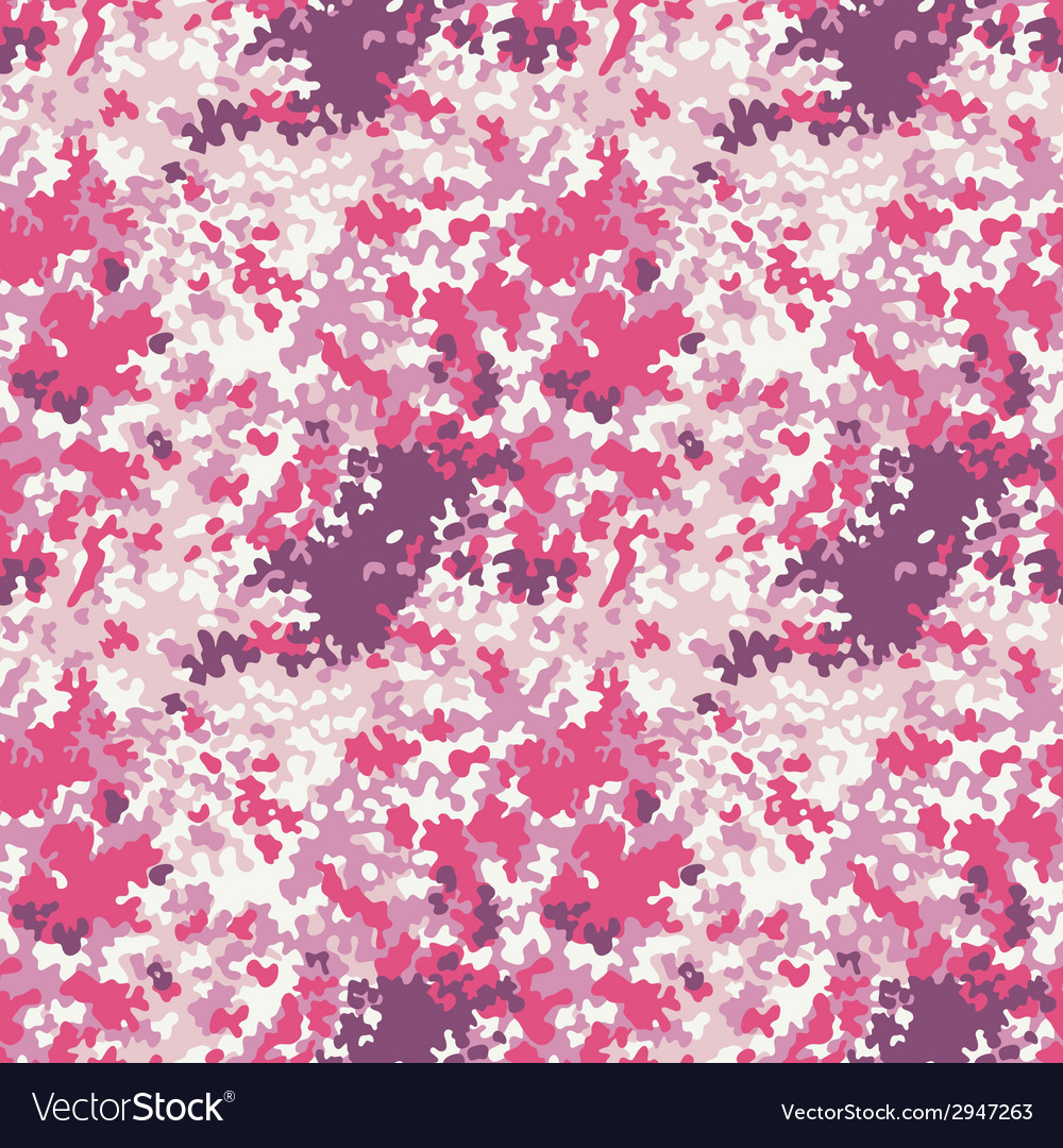 Pink camouflage texture vector | Price: 1 Credit (USD $1)