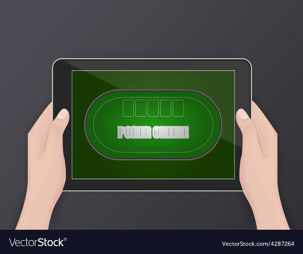 Online poker online gambling hobby vector | Price: 1 Credit (USD $1)