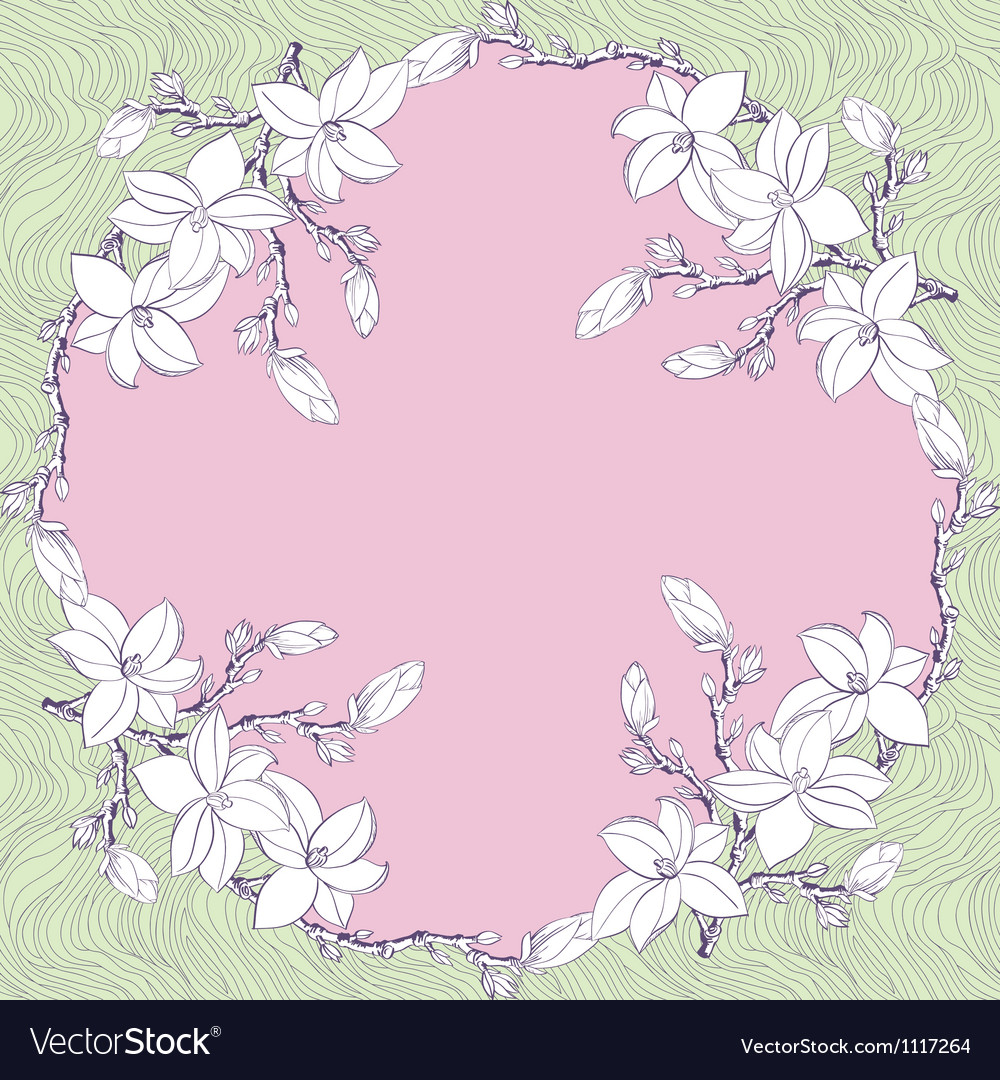 Ornamental floral paisley bandanna vector | Price: 1 Credit (USD $1)