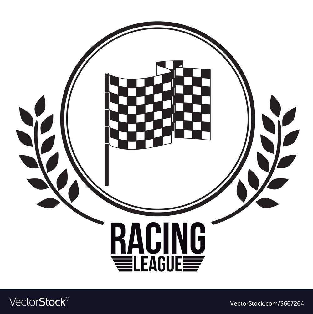 Race design vector | Price: 1 Credit (USD $1)