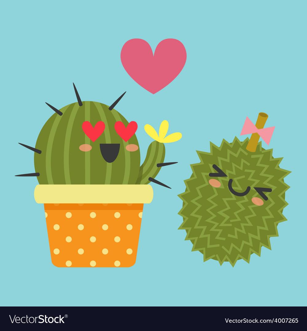 Cactusdurian vector | Price: 1 Credit (USD $1)