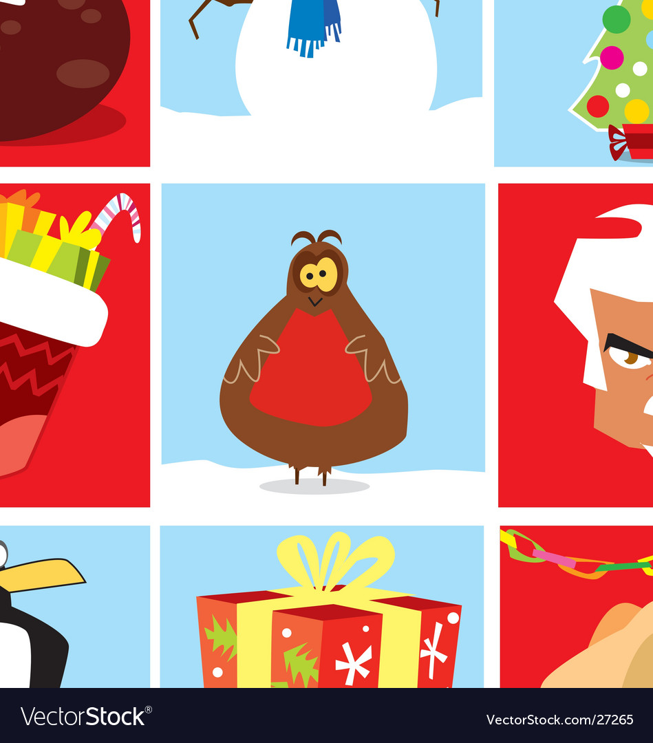Christmas icons vector   Price: 3 Credit (USD $3)