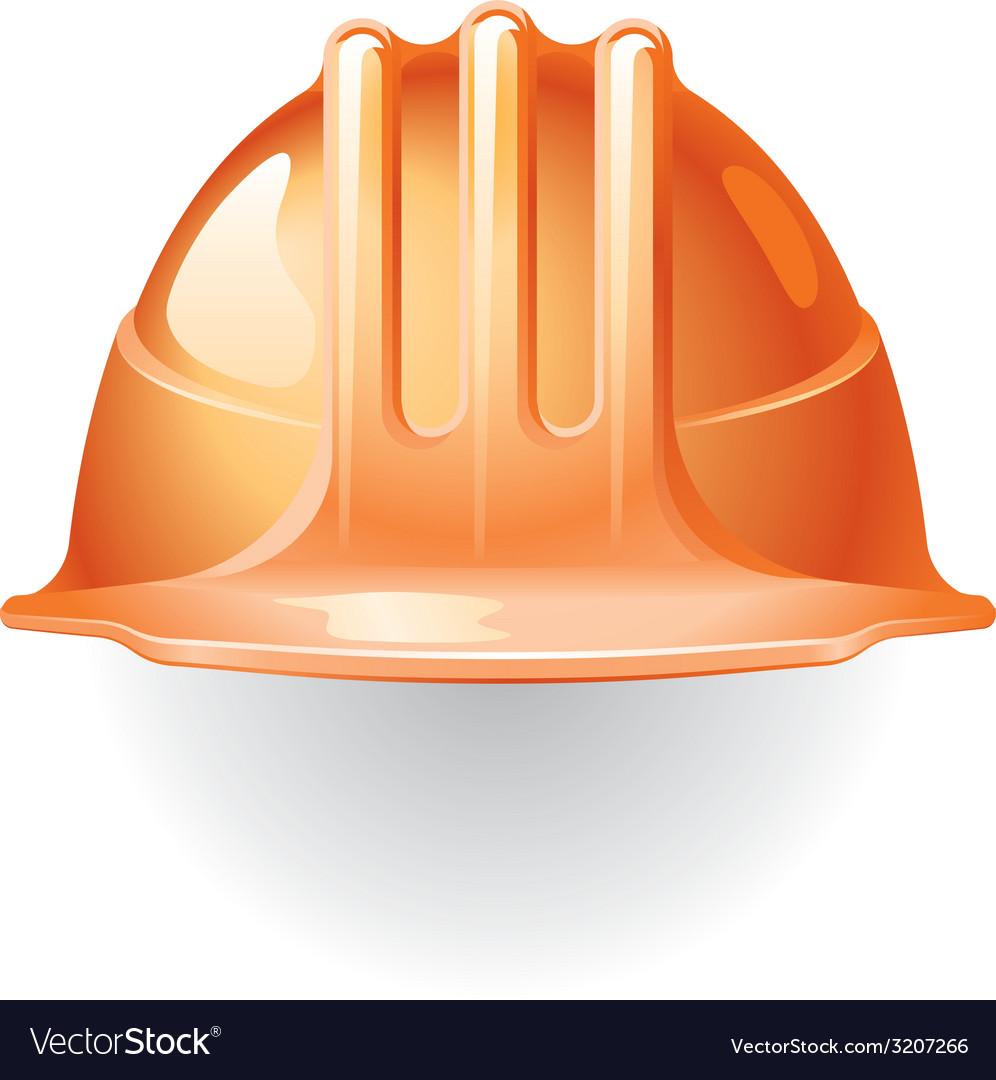 Construction helmet vector | Price: 1 Credit (USD $1)