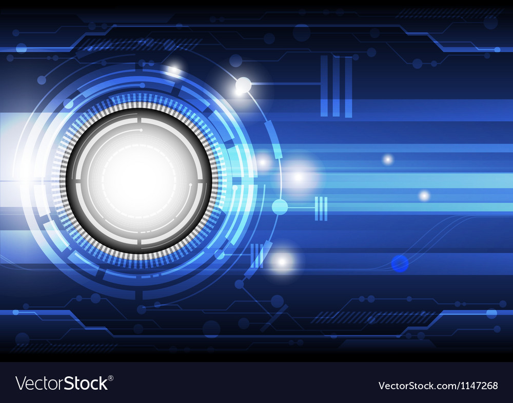 Technology concept background vector | Price: 1 Credit (USD $1)