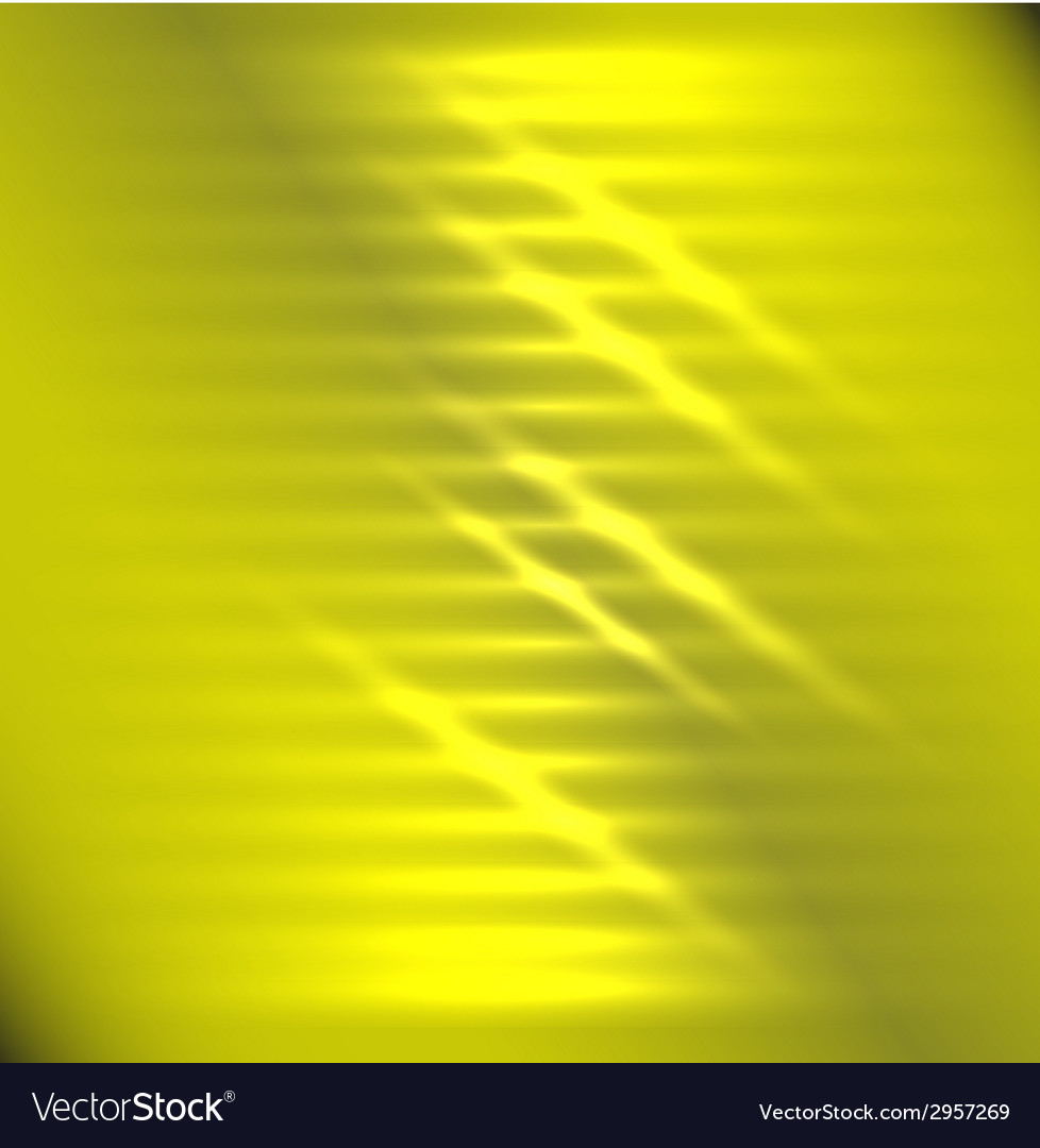 Yellow motion blur abstract background vector | Price: 1 Credit (USD $1)
