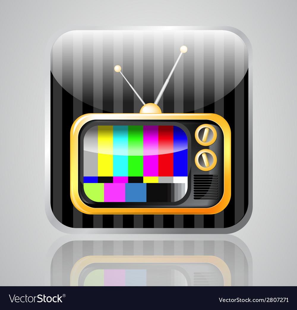 App tv vector | Price: 1 Credit (USD $1)