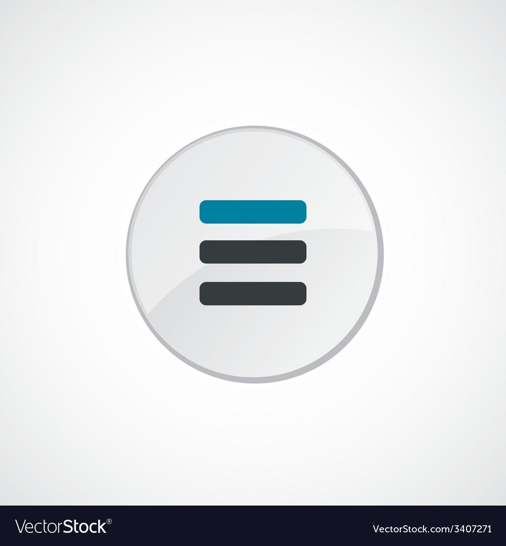 List icon 2 colored vector   Price: 1 Credit (USD $1)