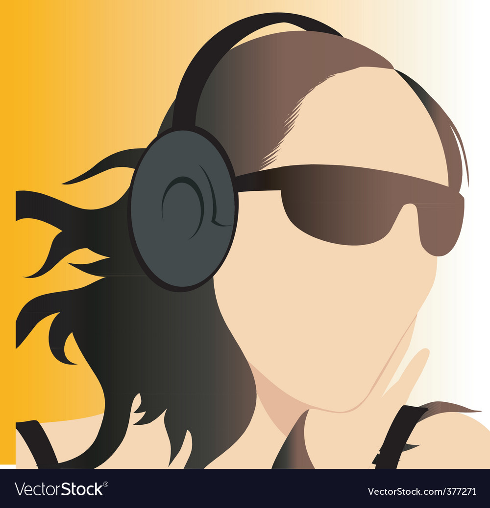 Music enjoy vector | Price: 1 Credit (USD $1)