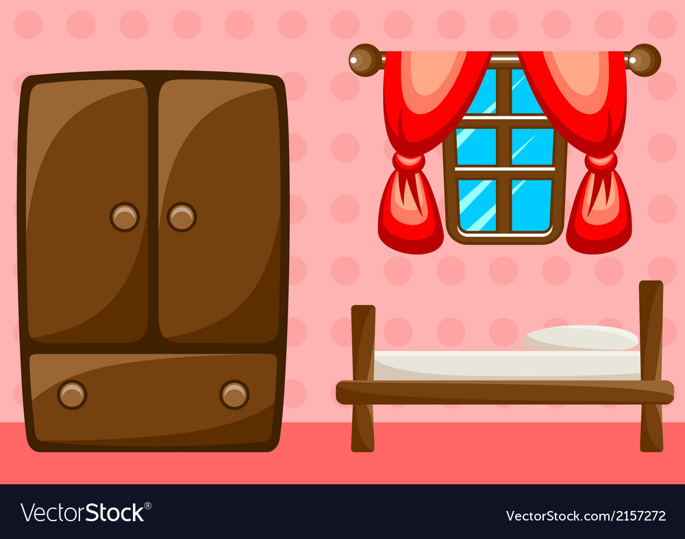 Bedroom vector | Price: 1 Credit (USD $1)