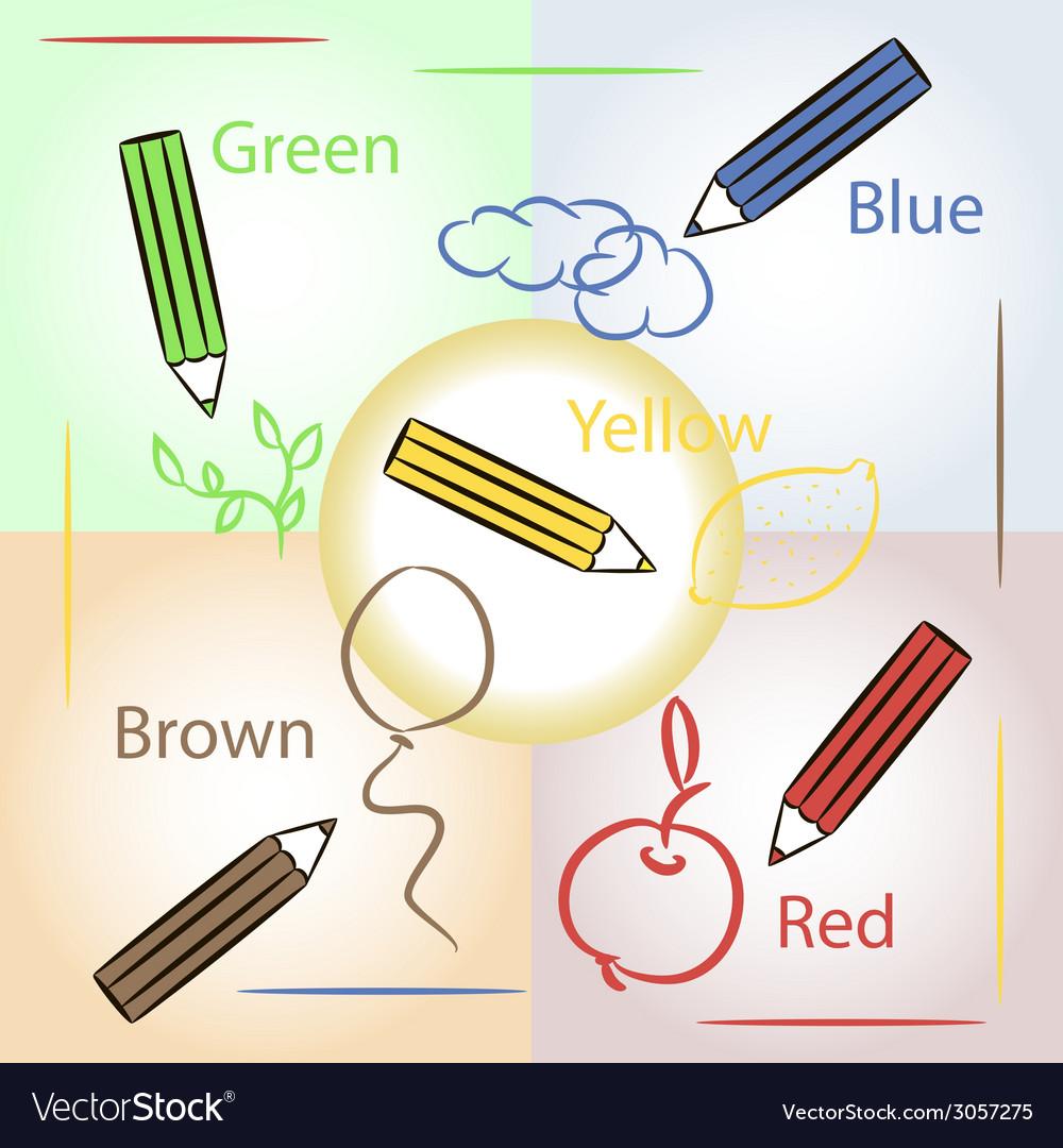 Pencils doodle vector   Price: 1 Credit (USD $1)