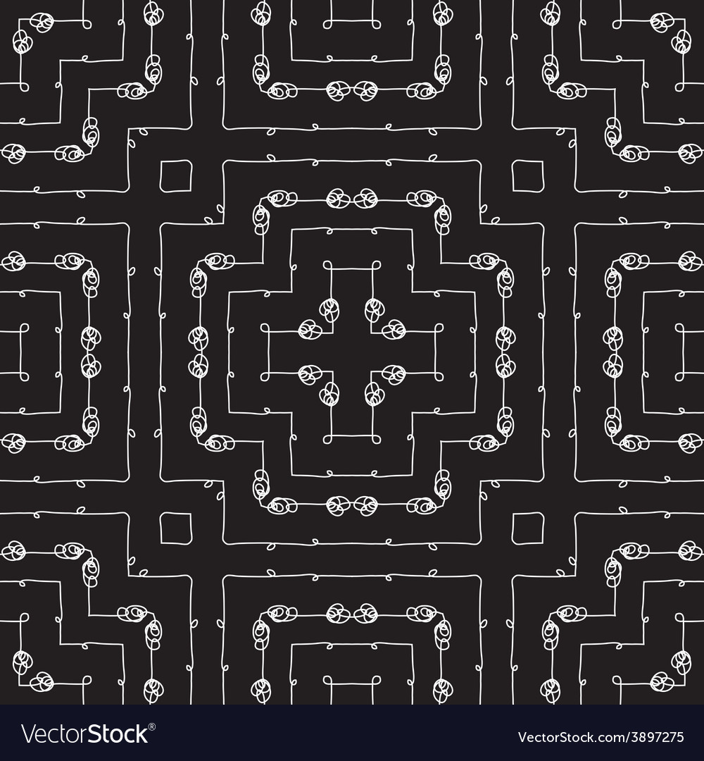 Seamles pattern vector | Price: 1 Credit (USD $1)