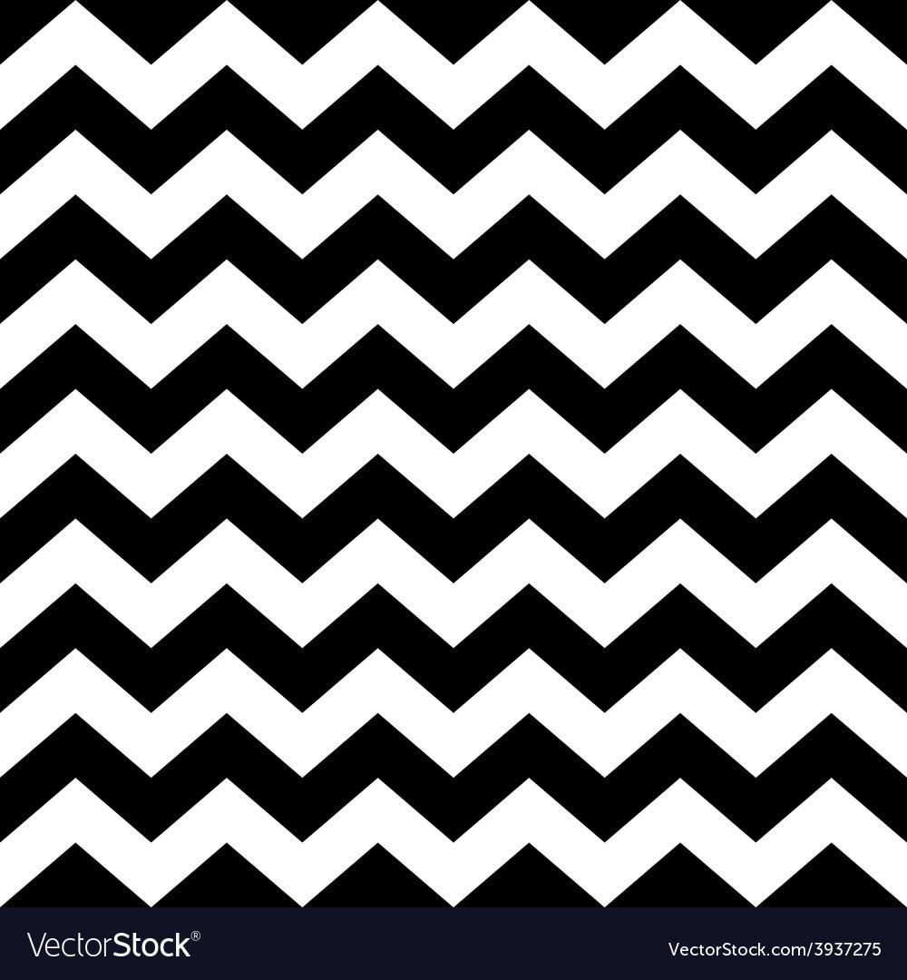 Seamless zig zag pattern vector | Price: 1 Credit (USD $1)
