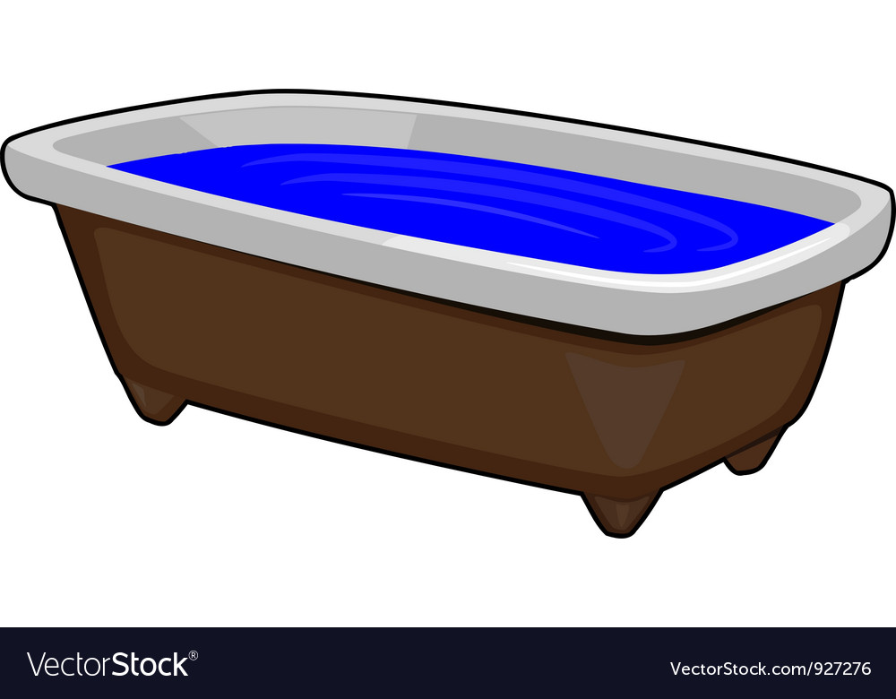 Image of bath vector | Price: 1 Credit (USD $1)