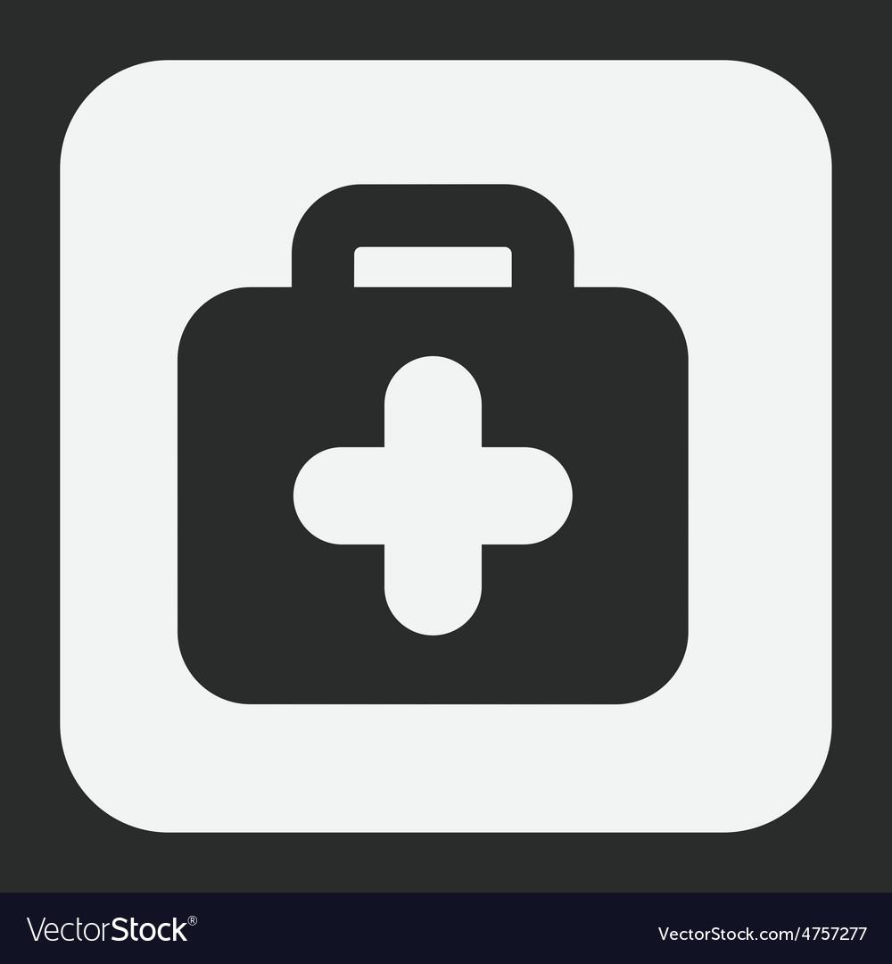 Medical icon vector | Price: 1 Credit (USD $1)