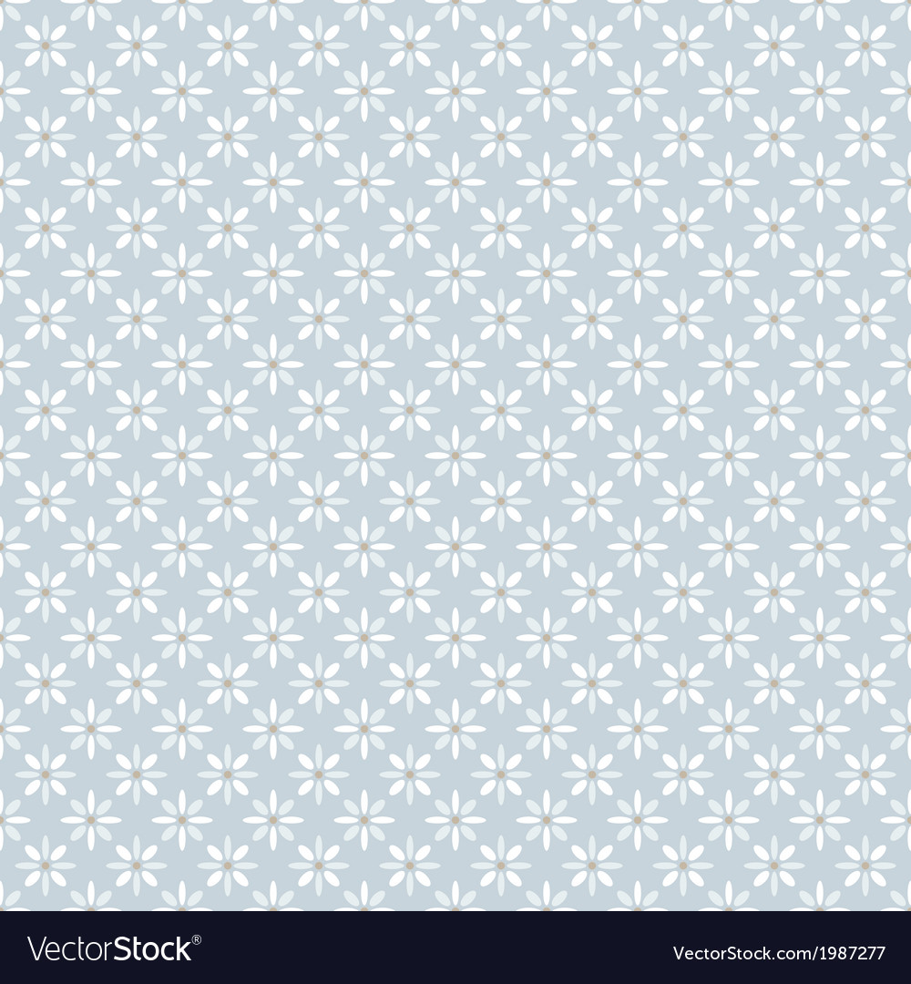 Pretty pastel seamless patterns tiling with swatch vector | Price: 1 Credit (USD $1)