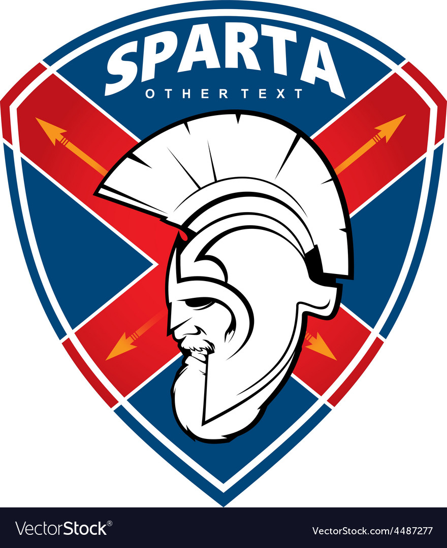 Sparta logo vector | Price: 1 Credit (USD $1)