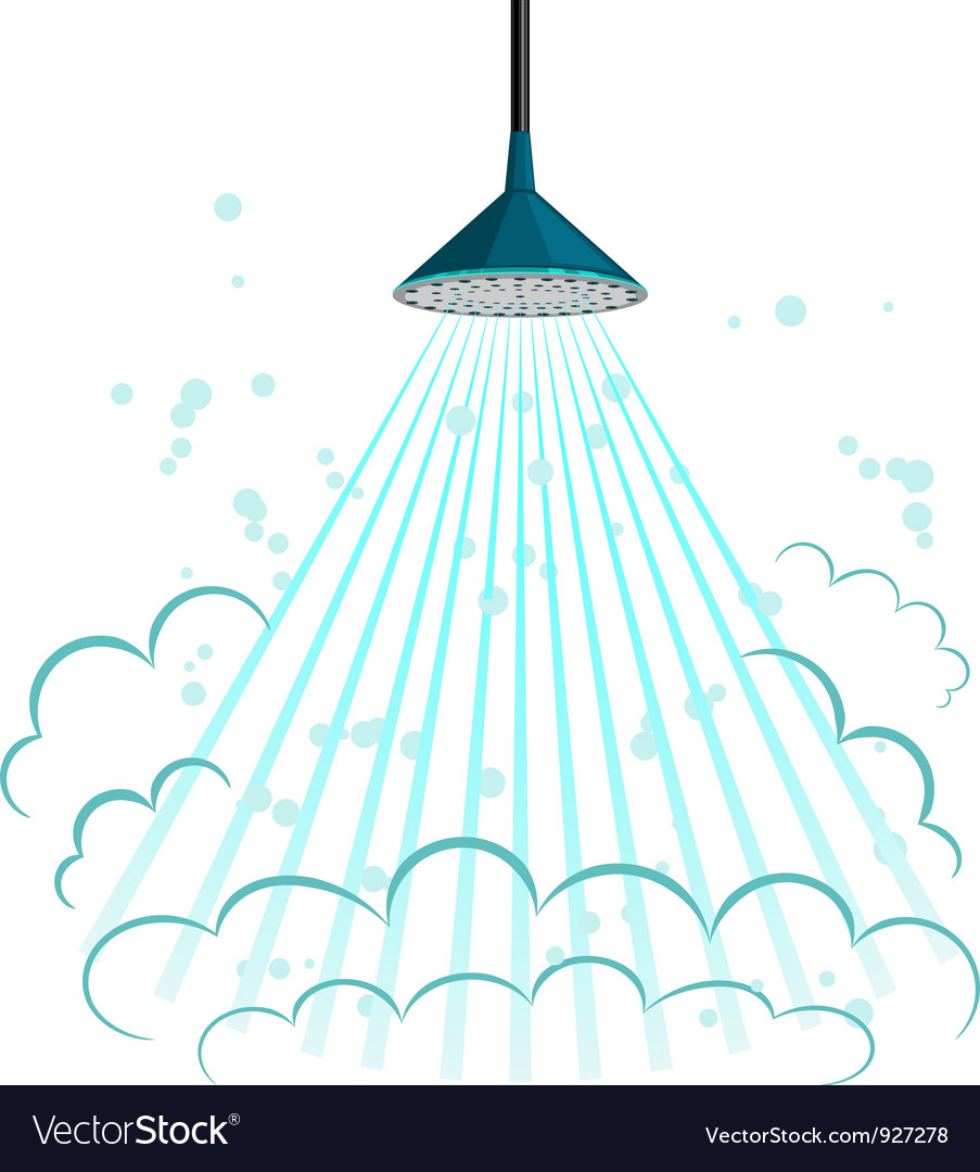 Shower vector | Price: 1 Credit (USD $1)