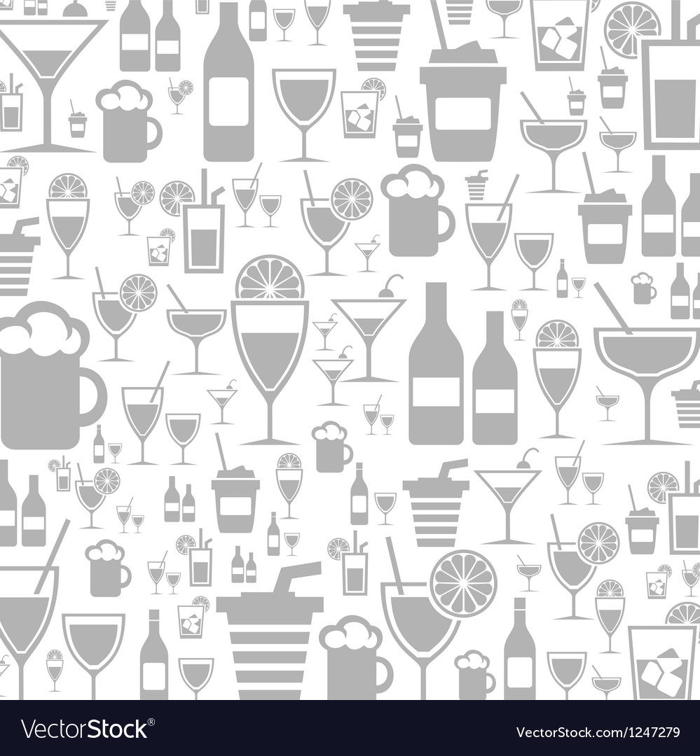 Alcohol a background vector | Price: 1 Credit (USD $1)