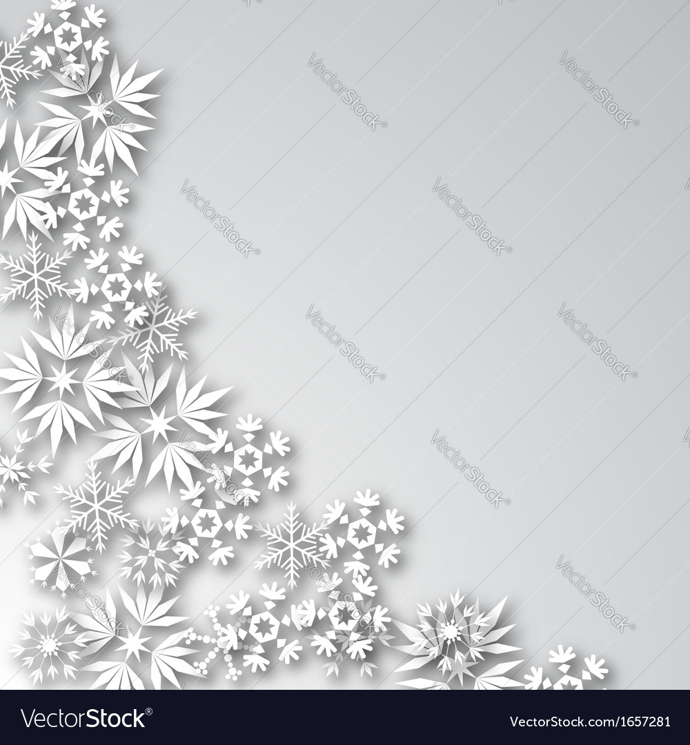 White frost background vector | Price: 1 Credit (USD $1)