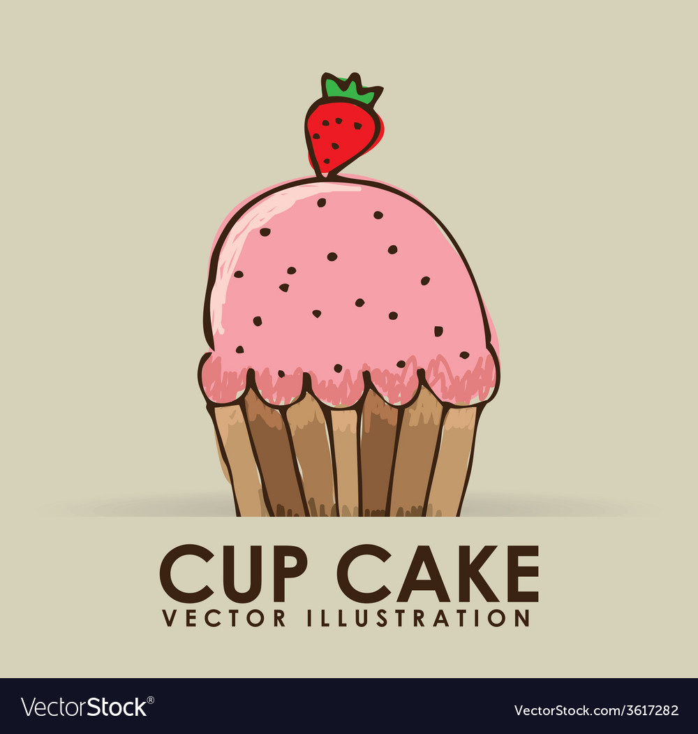 Pastry icon vector | Price: 1 Credit (USD $1)