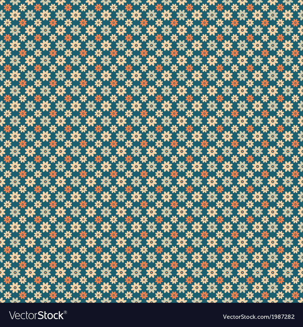 Retro abstract seamless patterns vector | Price: 1 Credit (USD $1)
