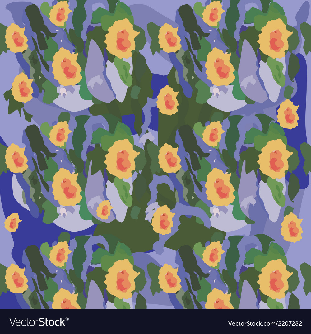 Spring texture vector | Price: 1 Credit (USD $1)