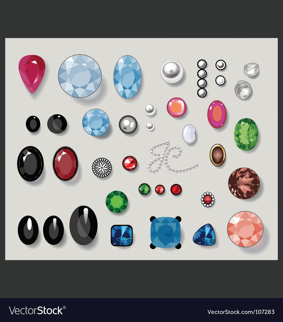 Diamonds vector | Price: 1 Credit (USD $1)