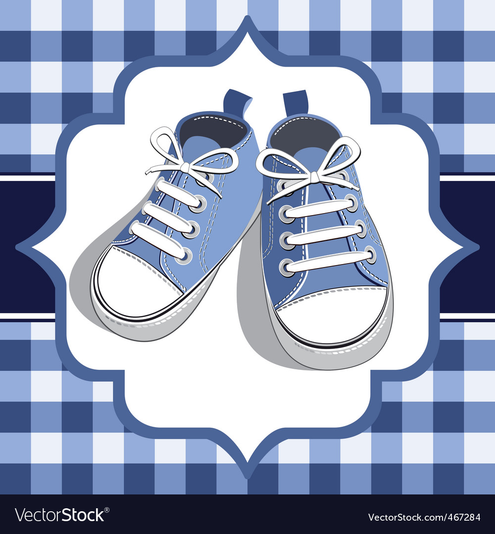 Kids sneaker vector | Price: 1 Credit (USD $1)