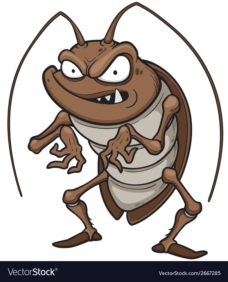 Cockroach vector | Price: 1 Credit (USD $1)