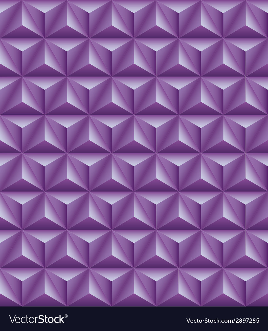 Tripartite pyramid lilac seamless texture vector | Price: 1 Credit (USD $1)