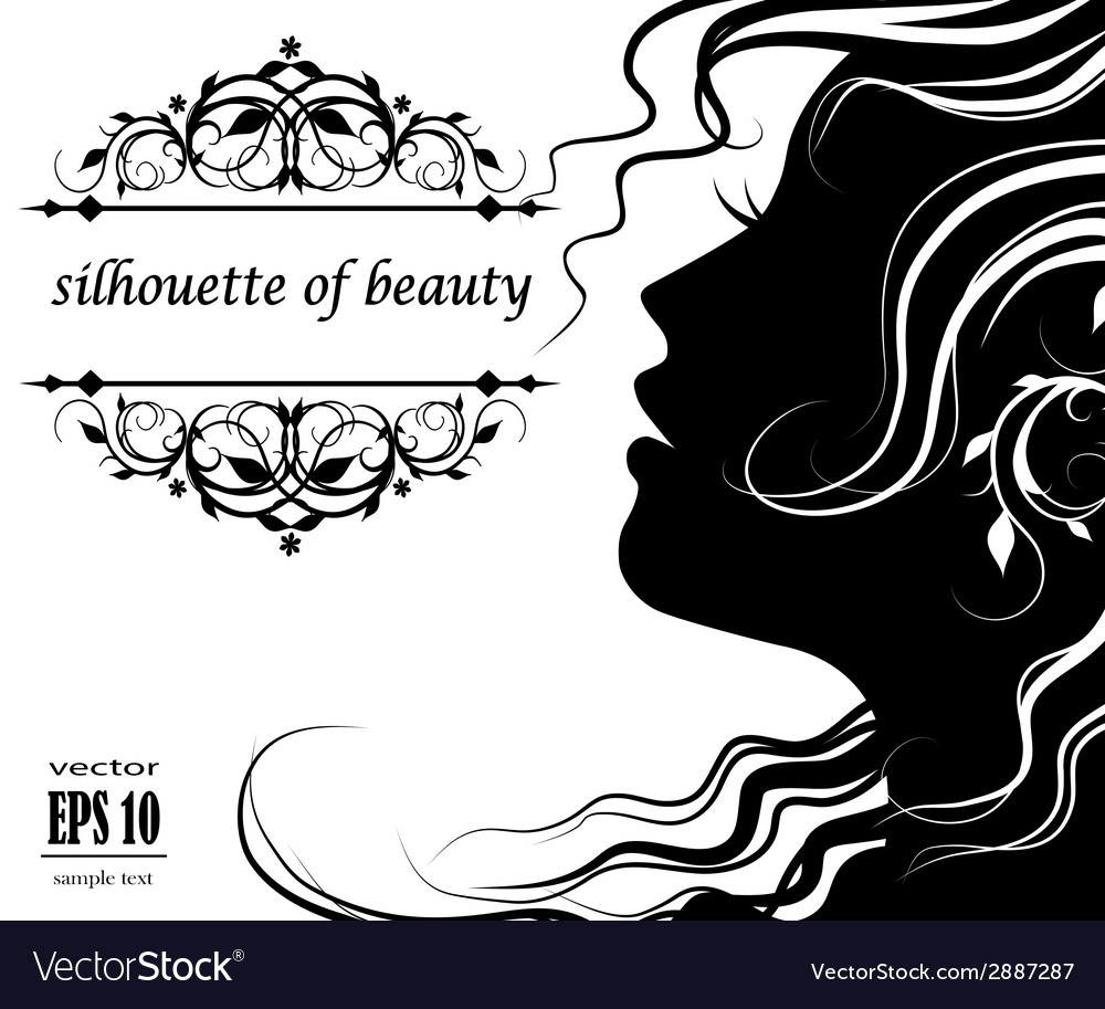 Beautiful fashionable girl vector | Price: 1 Credit (USD $1)