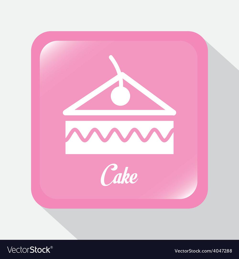 Sweet dessert vector | Price: 1 Credit (USD $1)
