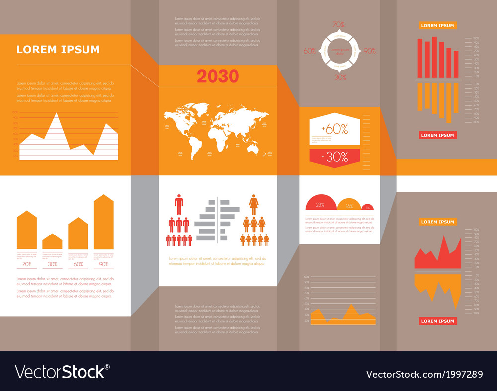 Detail business infographic vector | Price: 1 Credit (USD $1)