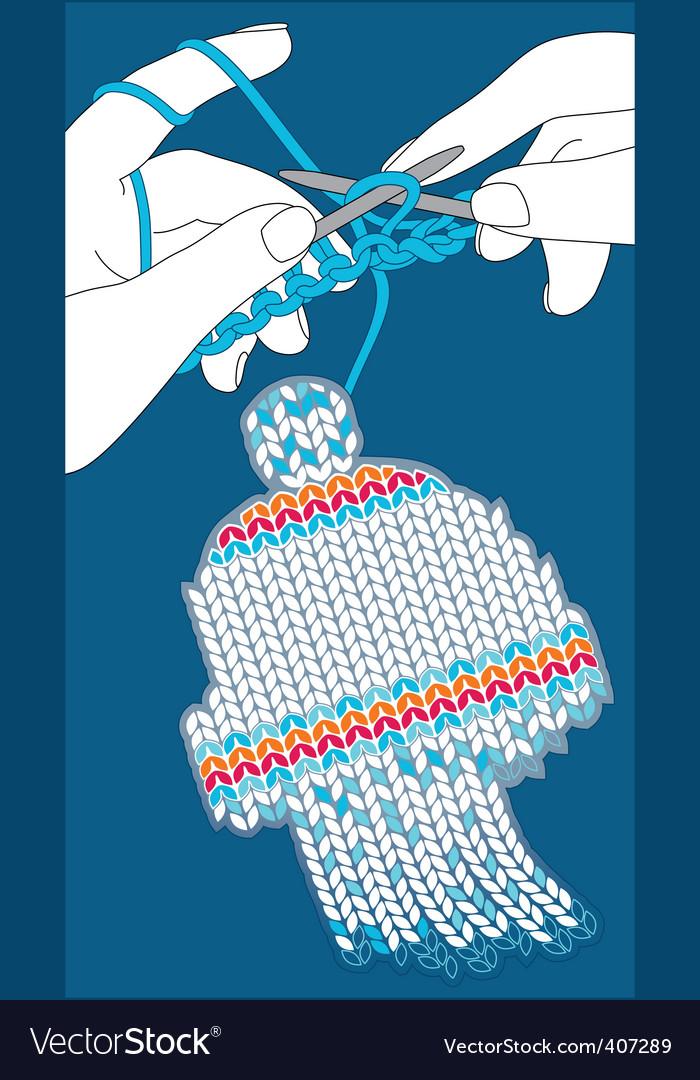 Knit cap vector   Price: 1 Credit (USD $1)