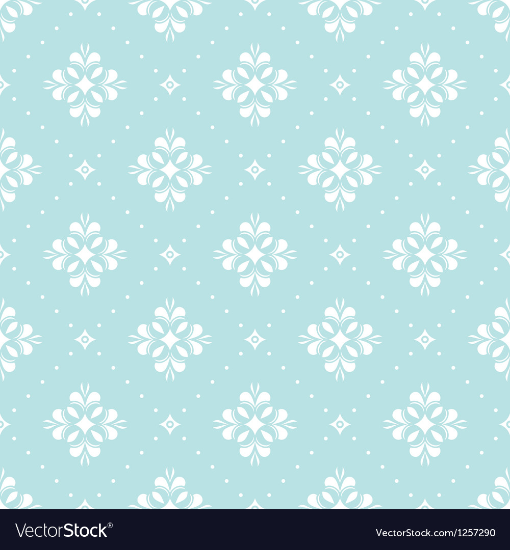 Abstract seamless ornament pattern vector | Price: 1 Credit (USD $1)