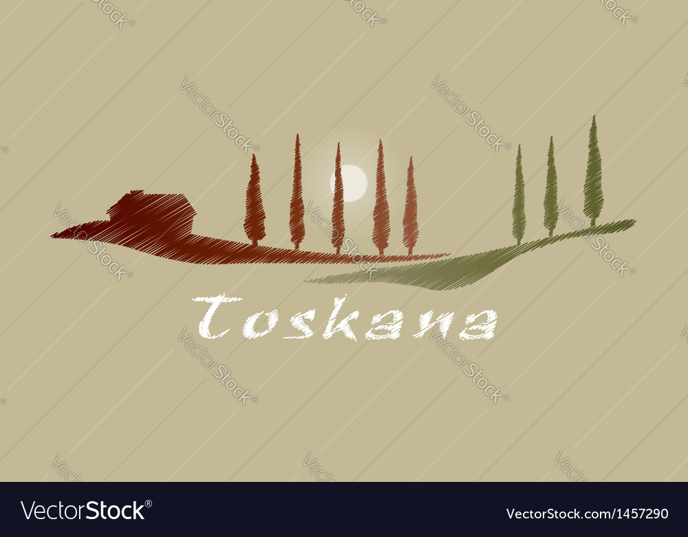 Toskana xs vector | Price: 1 Credit (USD $1)