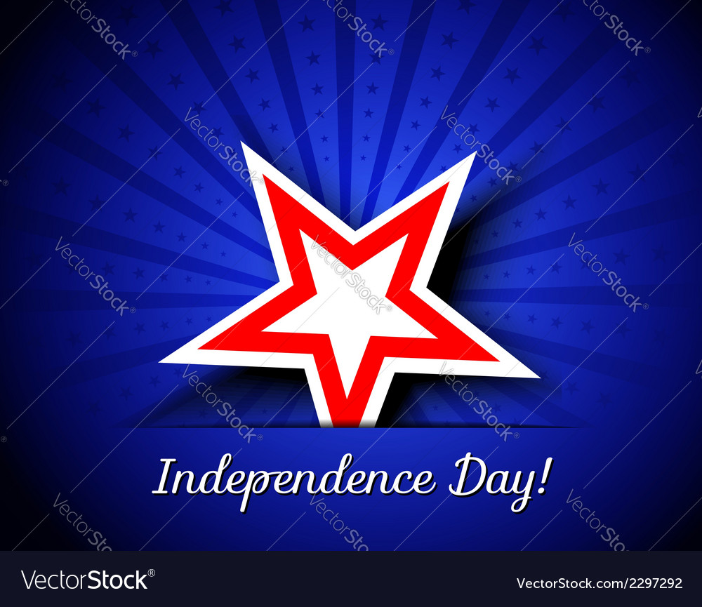 4th july american independence vector   Price: 1 Credit (USD $1)